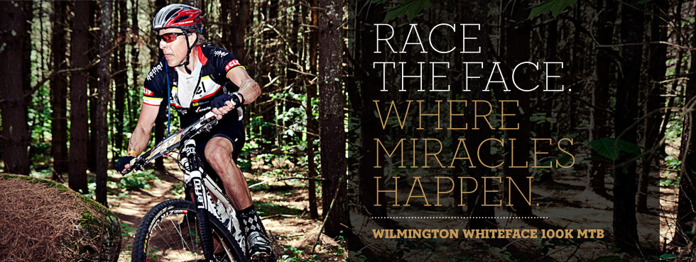 Race the face. Where miracles happen.