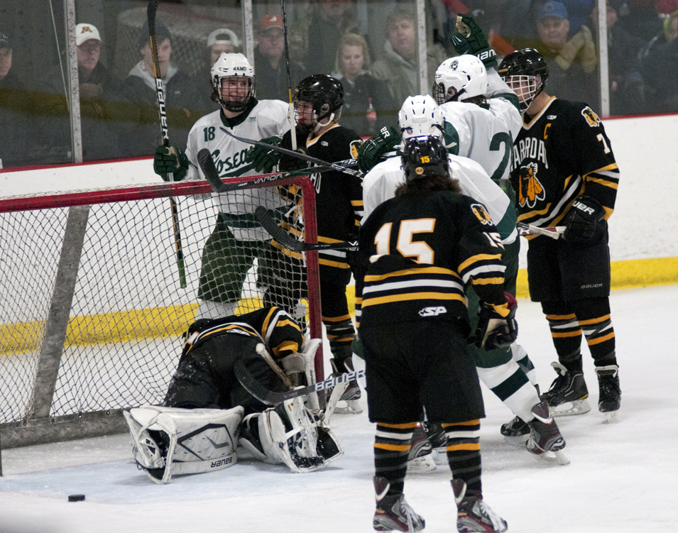 MN H.S.: Roseau Power Play Continues To Click In 4-0 Shutout Of Rival Warroad