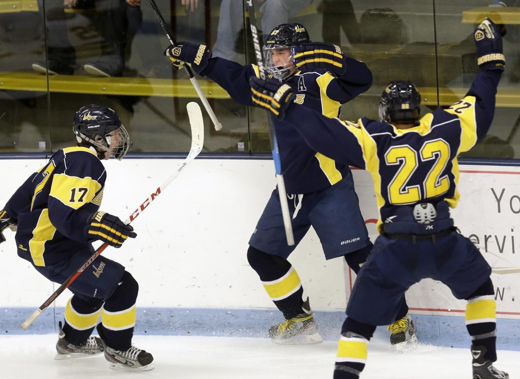 MN H.S.: Defense Pumps Up Prior Lake - After A Shaky First Period, Prior Lake Regroups To Shut Out Burnsville